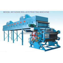 Textile Roller Printing Machine (MYH2000)