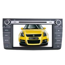 2din carro DVD Player apto para Toyota Swift 2006-2011 com rádio TV estéreo de Bluetooth GPS sistema de navegação