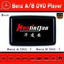 Hualingan Windows Ce Car DVD Player for Mercedes-Benz a B Car GPS DVD Navigation