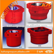 Master bushing/Rotary bushing and insert bowl series for oilfield drilling