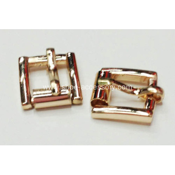 8mm Center Bar Buckle with Roller