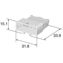 Conector Masculino Automotivo Sumitomo 6098-5285