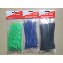 Self-Locking Nylon Cable Ties
