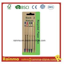 Cheap Paper Ballpoint Pen for Promotional Gift