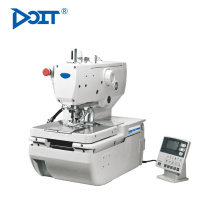 Nueva máquina de coser del precio de la máquina del agujero del botón del ojeteador DT 9820 industrial