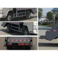 Dongfeng 4CBM Swing Arm Container Sampah Truck