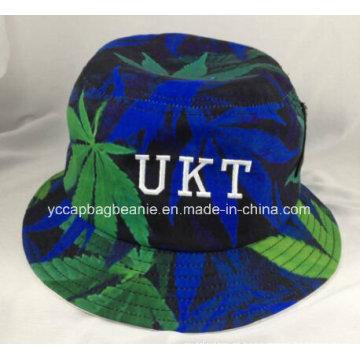 Moda Reversível Sublimação Bucket Hat