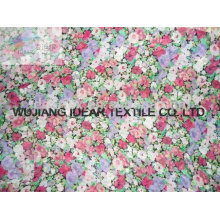 nylon Polyester Dobby Georgette Fabric