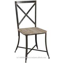 Silla de madera de madera del asiento