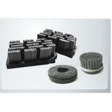Creative Design Grinding Tool Brush Steel Wire Wheel Grinding Polishing Square teeth