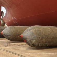 Gummi-Airbags, Marine-Gummi-Airbags, Bergungs-Airbags, schwere Airbags, Marine-Airbags für den Start von Schiffen