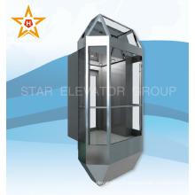 Constructeur professionnel ascenseur de tourisme efficace