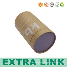 round paper cardboard tube box cylinder packaging box gift box