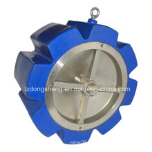 Wafer Style Silent Check Valve No Noise, Fully Enclosed