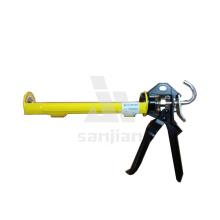 """El más nuevo tipo 9 """"arma de calafateo esquelético, arma del aplicador del silicón del arma del silicón, pistola del sellador del silicón (SJIE3012D)"""