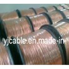 Alambre de cobre recubierto de aluminio 15 Contenido de cobre