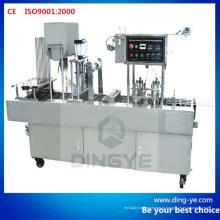 Автоматическая машина для наполнения и укупорки чашек (BG60P / 32P)