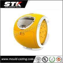 Piezas de Shell de cubierta de reloj de moldeo por inyección de plástico de diseño personalizado