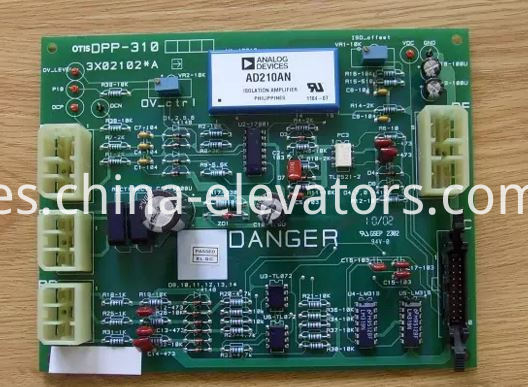 Power Supply Board for LG Sigma Elevators DPP-310