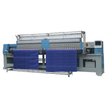 High Speed 1000rpm Computer Quilting and Embroidery Machine