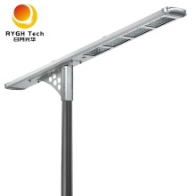 Lampadaire LED solaire 80W