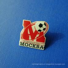 Offset impressão Ball Lapel Pin, Epoxy-Dripping Badge (GZHY-OP-022)