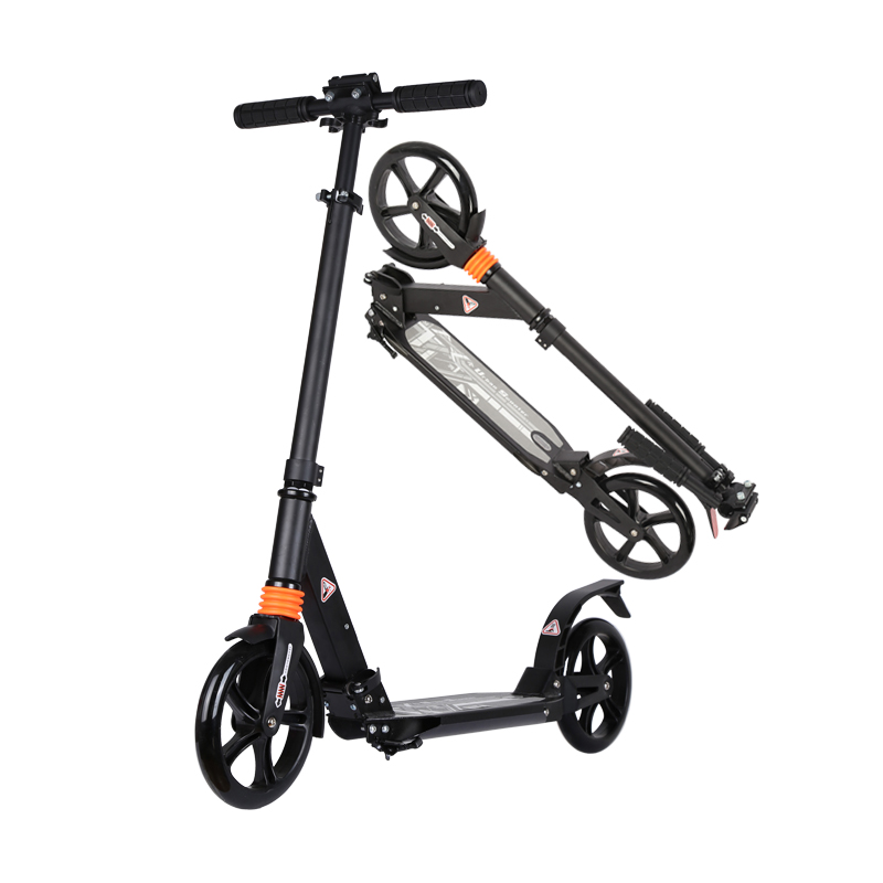 Push Scooters With Big Wheels