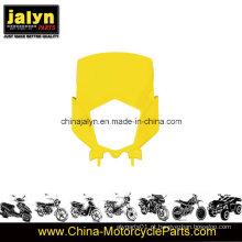 Motocicleta Headlight Shell Fit para Dm150