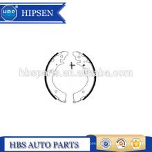 Sapatas de freio com OEM NO. 43153SM4A01 / 43015SP8000 para a Honda