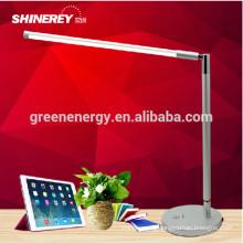 super helle dimmbare faltende 5W 7w Hochleistungs-Touch-Schalter LED-Tischleuchte