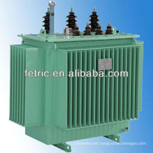 Three phase oil immersed 1000 kva transformer