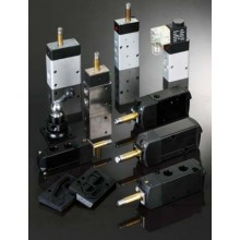 V Series 5/3 5/2 Pneumatic Air Solenoid Valve