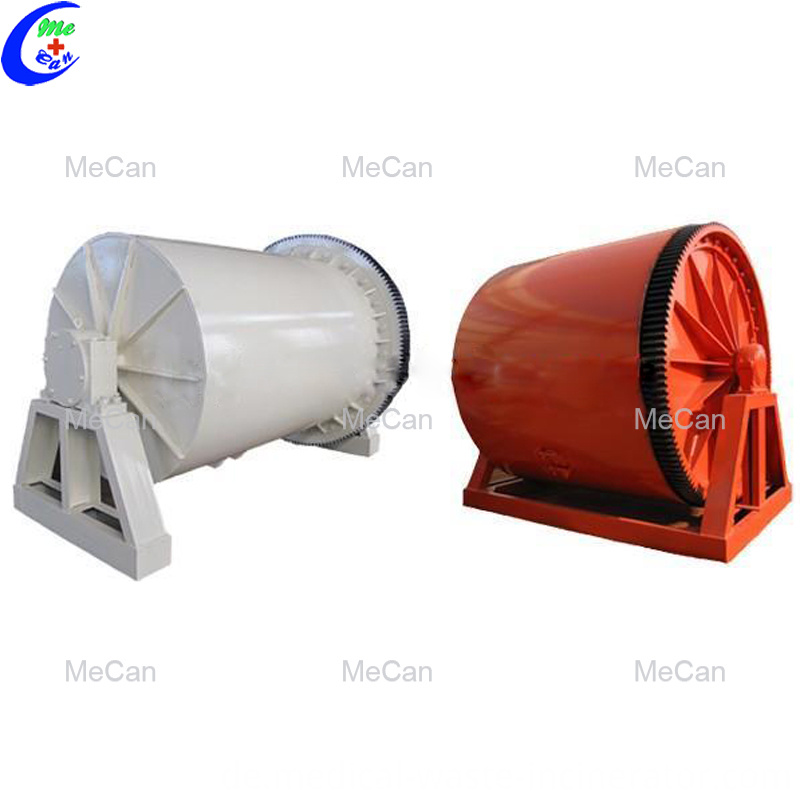 Cement Raw Material Ball Mill