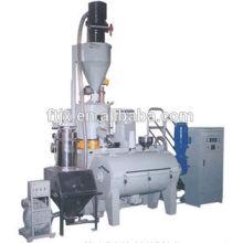 hot sale high efficiency Horizontal High Speed plastic mixing machine