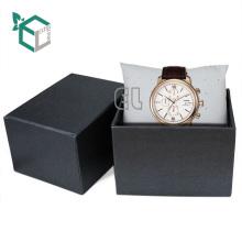 Großhandelslogo-kundenspezifischer Entwurf, der Papierkasten-Kasten-Uhr-Kasten verpackt
