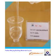 Poudre de mélange d'encre à base d'eau à appliquer sur la mosaïque de verre