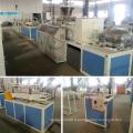 Ligne de production d'extrusion de panneaux de plafond en PVC Zjf-700