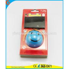 Novelty Design Kid's Toy Blue Smile Face Wrist Hi Rubber Bounce Ball