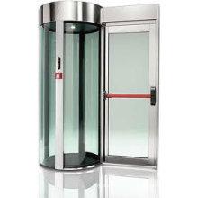 Автоматическая дверь банкомата (каюта безопасности)