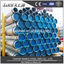 Buena calidad caliente sumergido galvanizado gi tubería de acero productos