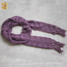 Primavera Y Otoño Bufanda Tejida Personalizada Otoño Bufandas Delgadas