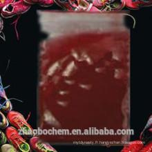 Fabrication d'acide rouge 52 en laine et en teinture de soie