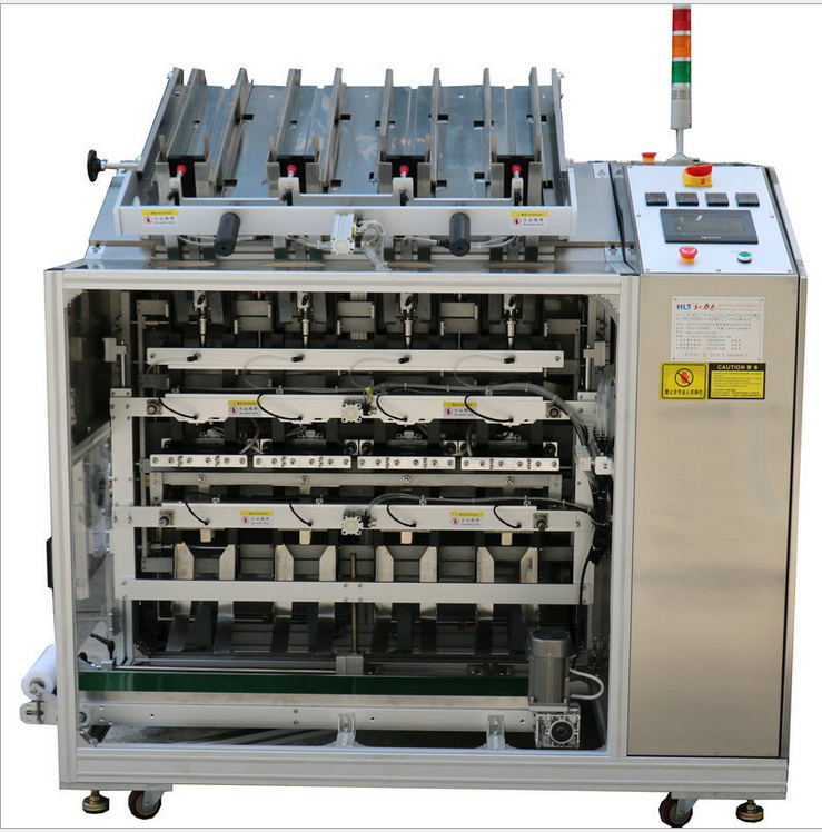4Channel Mask Filling Machine