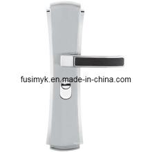 Fábrica de China de la manija de puerta de plata de la alta calidad (FA-6128XX)
