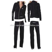 Hot!! velour track suit sportswear