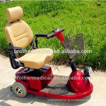 Elektrischer Rollstuhl behindert
