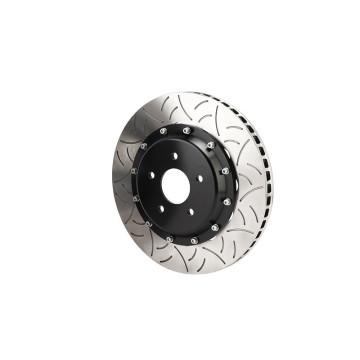 365 * 34mm Moins de pièces de frein silencieuses remonter le rotor de frein