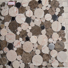 Waterjet Marble Mosaic
