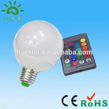 10w e27 e26 b22 e27 rgb led light color-changing rgb led puck light rgb light