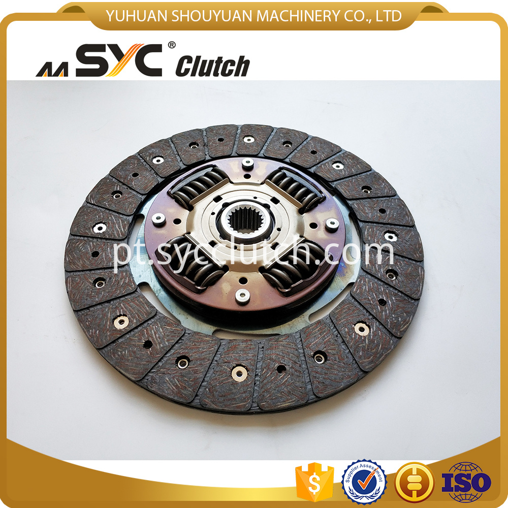Mahindra Clutch Disc 0801ba0050n
